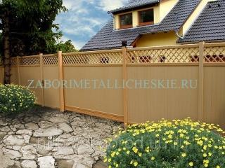 Забор для загородного дома | Компания «Жизнь на даче»
